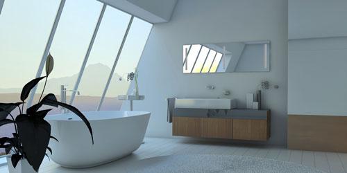 Showroom salle de bains sur Menton